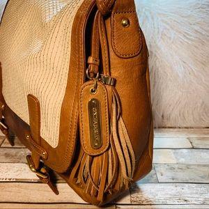 CYNTHIA ROWLEY | Beautiful Leather Shoulder Bag